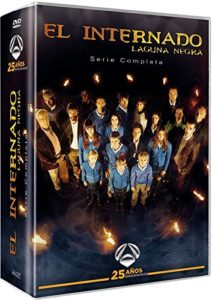 El Internado complete boxed set