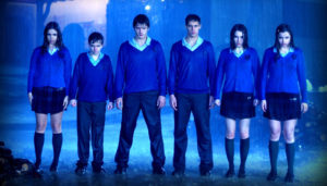 El Internado cast